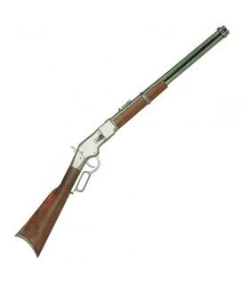 Fabricado por rifle Winchester, EUA 1866