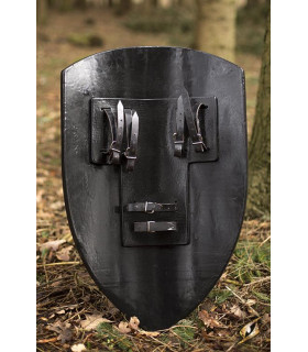 Norman Shield s. Molduras X-XII para LARP, 80x50 cm.