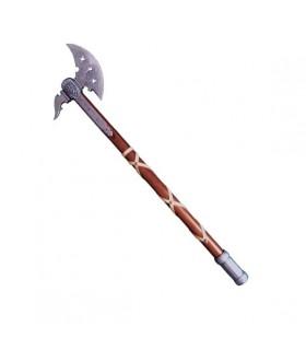 Alemão do século XI machado (80 cms.)