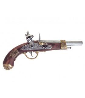 pistola Napoleon fabricado pela Gribeauval de 1806