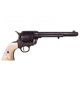 .45 Revólver calibre fabricado pela S. Colt, EUA 1873