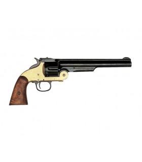Revolver feita por Smith & Wesson, EUA 1869