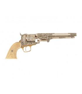 revolver Marinha fabricado pela S. Colt EUA de 1851