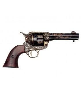 .45 Revólver calibre fabricado pela S. Colt, EUA 1886
