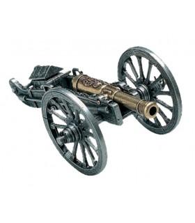 Canhão usado pelas tropas de Napoleão