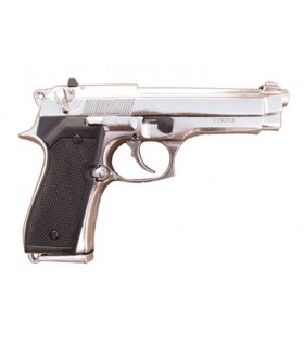 Beretta 92 F 9 milímetros. Parabellum
