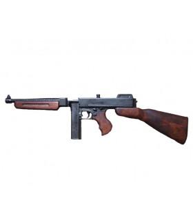 Thompson metralhadora com a revista, EUA 1928