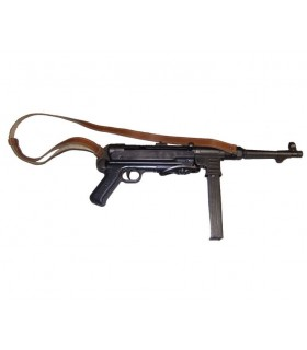 MP40 metralhadora automática com alça, Alemanha 1940