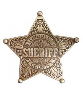 Sheriff Estrelas 5 pontos