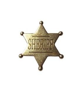 Sheriff 6 pontas estrela
