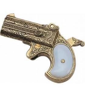 Gun Deringer .41 calibre, EUA 1886