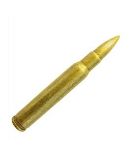 Decorativa bala de fuzil Garand