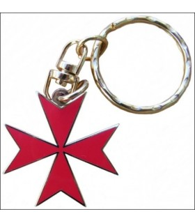 Maltese Key Cruz