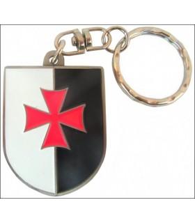 Templar crista keychain