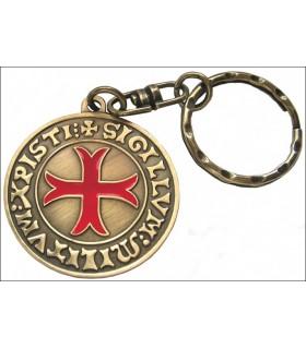 Key Templar Sigillum Militum Xristi