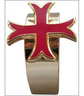 Auto-ajustável anel de Templar chute cruzado