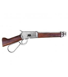 Corte égua Rifle Leg, EUA 1892