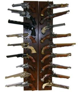 Duplo suporte de suspensão 18 peças