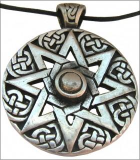 pingente de cruz celta 8 braços