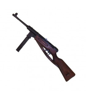 metralhadora MP41. Alemanha 1940