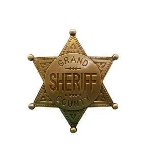 Emblema do xerife
