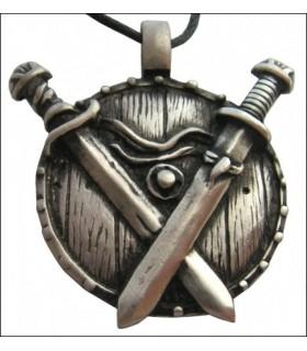 Viking espadas pingente de cruz