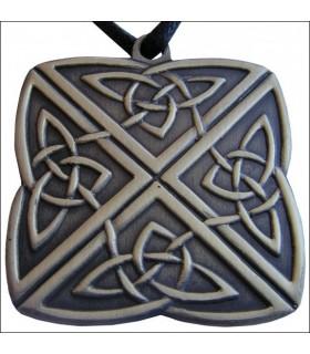 Celtic pingente nó 4 direções