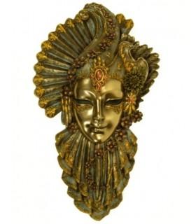 Flor máscara veneziana