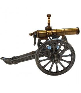 Gatling, EUA 1861