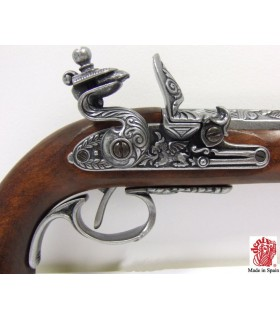 Pistola de duelo francês de 1810