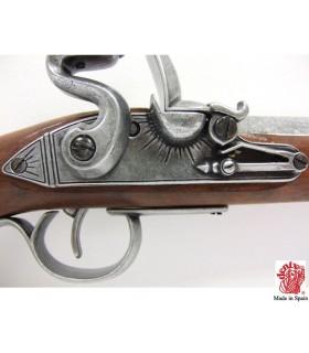 Kentucky arma de cano curto, s.XIX