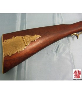 Kentucky longo Rifle, EUA s.XIX