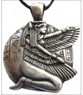 Pingente voado egípcio Isis