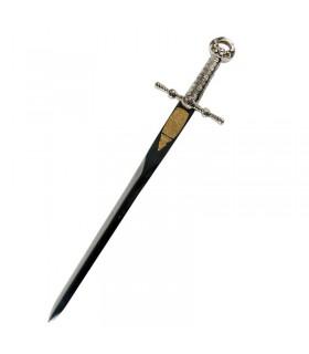 Crusader espada abridor de carta