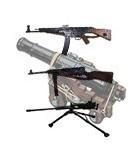 Canhãos e metralhadoras