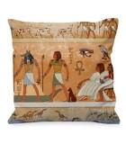 Almofadas egípcias