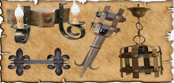 Forja Medieval Fabricada na Espanha De Forma Artesanal